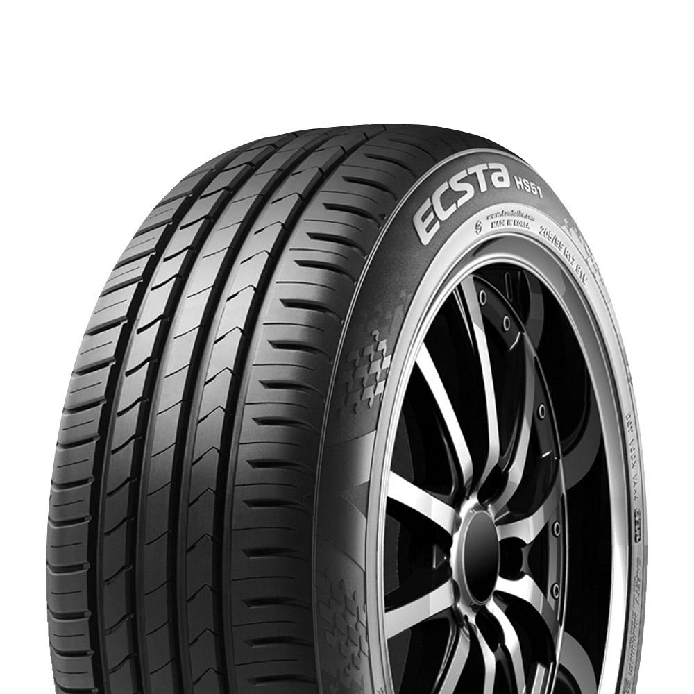 Купить Ecsta HS51 XL 225/55 R17 101W, Летние шины Kumho