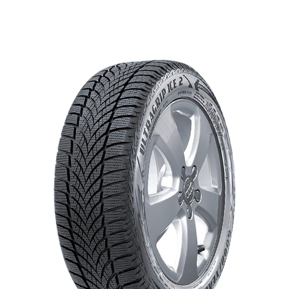 Зимняя шина Goodyear UltraGrip Ice 2 215/65 R16 98T - фото 2