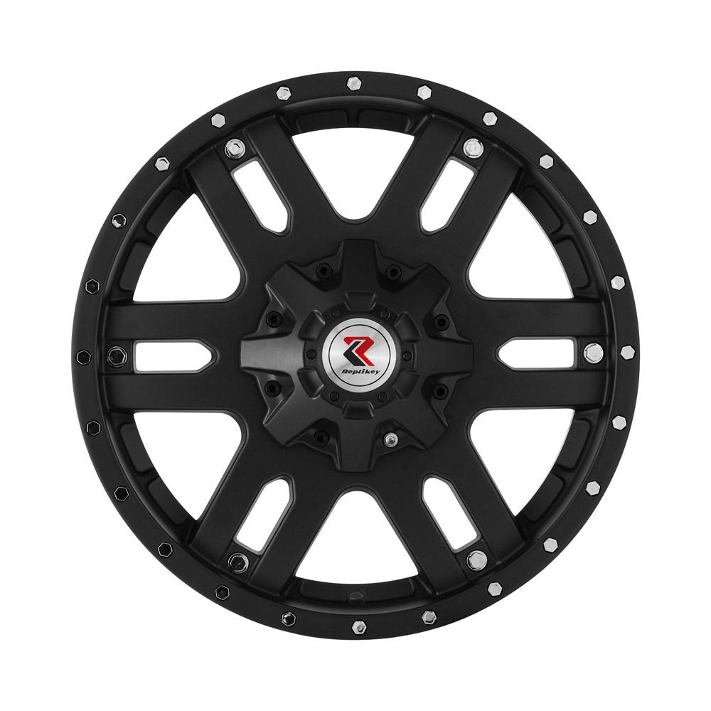 Купить Mitsubishi Pagero Sport/L200 RK36167 7.5x17/6*139.7 D67.1 ET38 Matt Black, Диск литой RepliKey