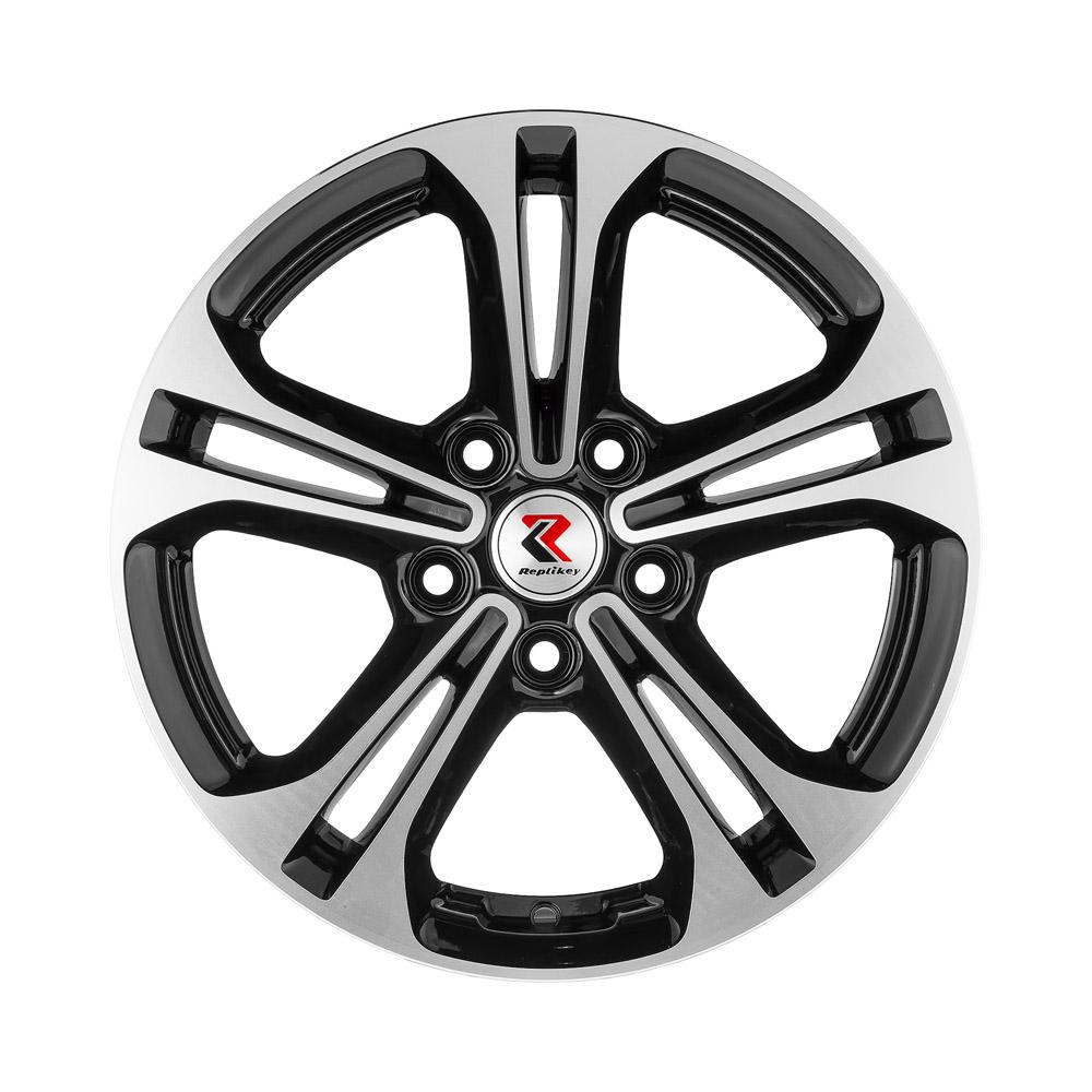 Купить Hyundai i30 RK876U 6.5x16/5*114.3 D67.1 ET50 BKF, Диск литой RepliKey