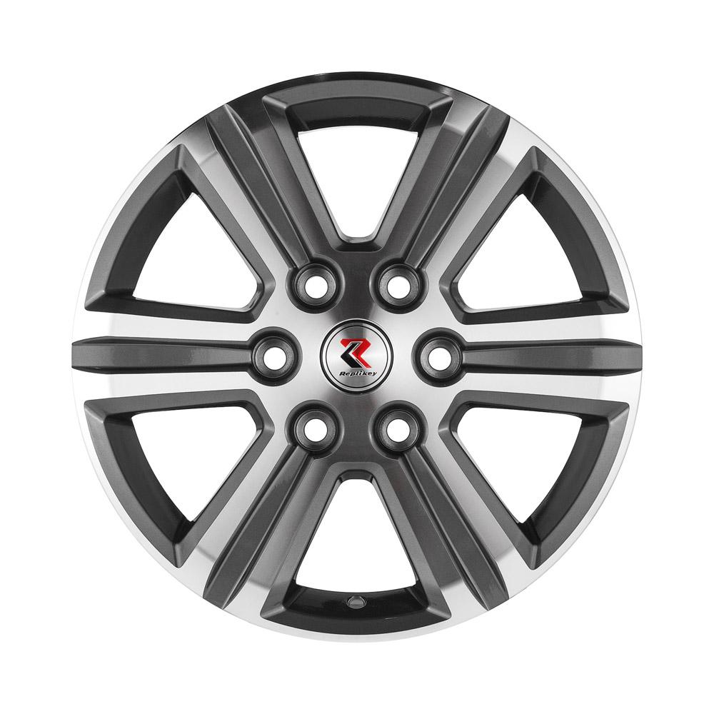 Купить Mitsubishi Pagero Sport/L200 RK L28B 7.5x17/6*139.7 D67.1 ET38 GMF, Диск литой RepliKey
