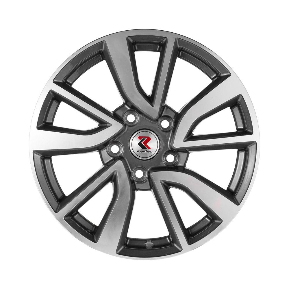 Купить Nissan Juke RK L30F 7x17/5*114.3 D66.1 ET47 GMF, Диск литой RepliKey