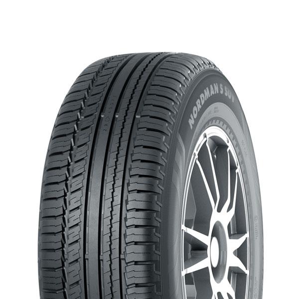 Купить Nordman S SUV 235/60 R16 100H, Летние шины Nokian