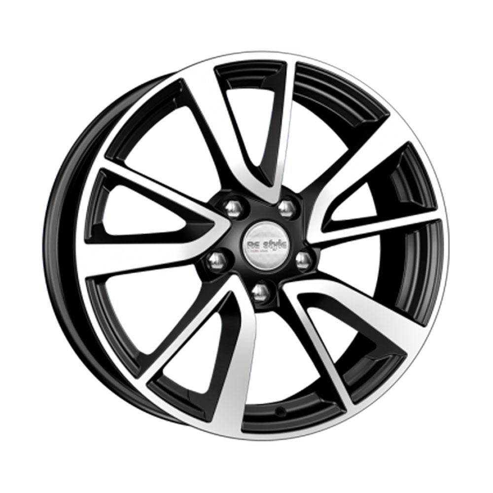 Купить КС699 (Nissan Qashqai) 7x17/5*114.3 D66.1 ET40 Silver, Диск литой K&K