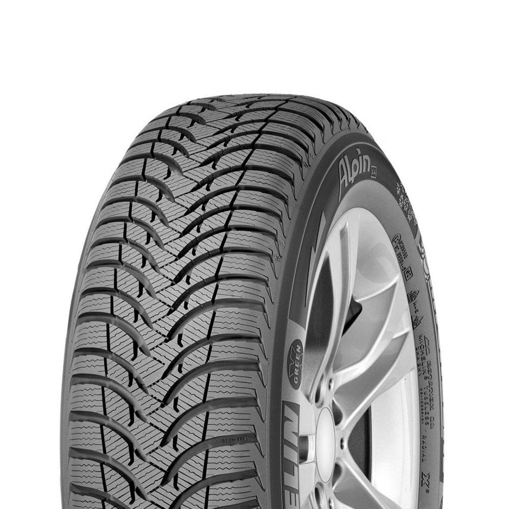Alpin A4 ZP 225/50 R17 94H, Зимние шины Michelin  - купить со скидкой