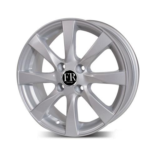 Купить KI805 6x15/4*100 D54.1 ET48 Silver, Диск литой Replica FR