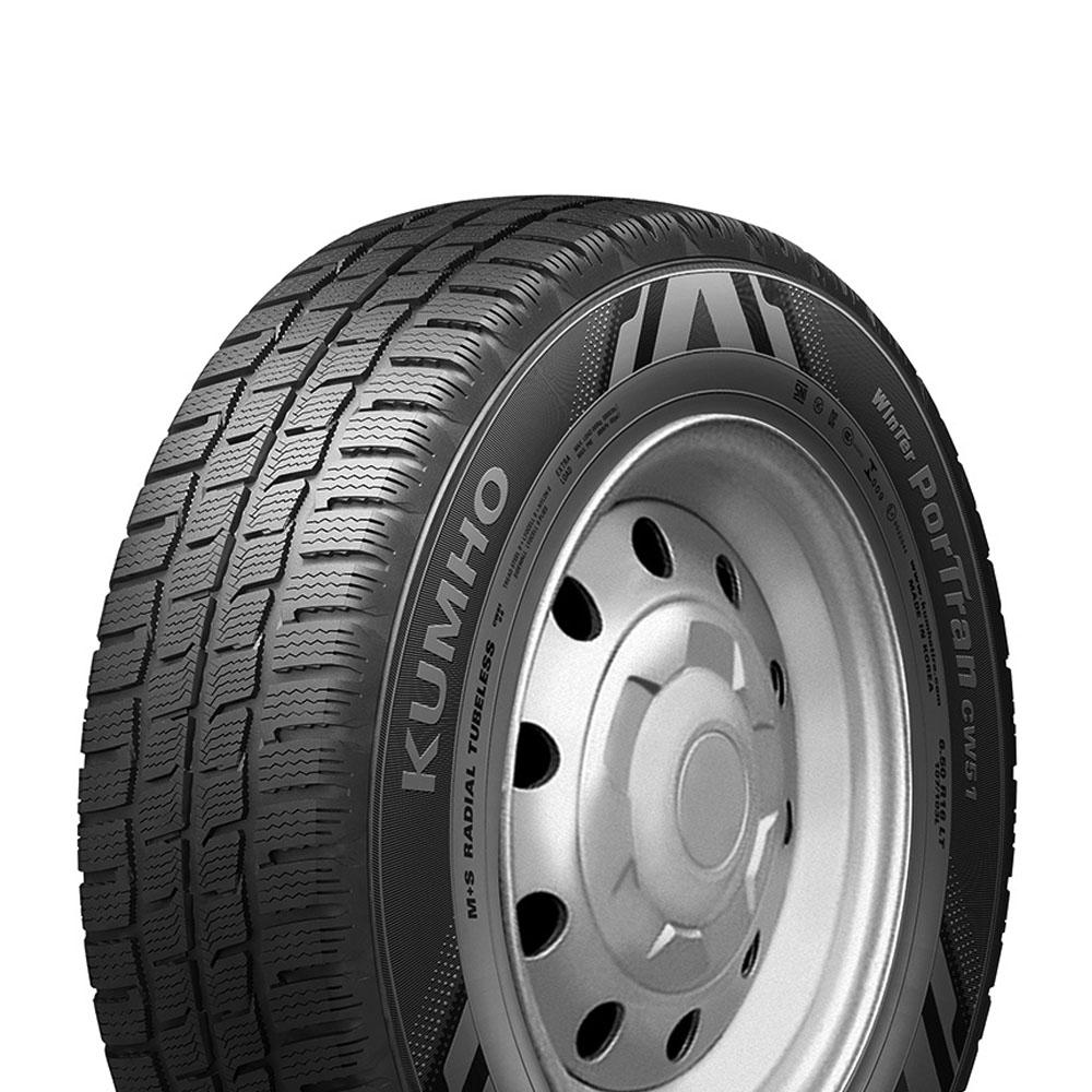 Купить PorTran CW51 215/70 R15 109/107 CR, Зимние шины Kumho