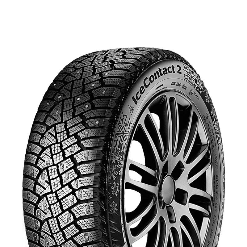 Купить ContiIceContact 2 FR SUV KD 245/55 R19 103T, Зимние шины Continental
