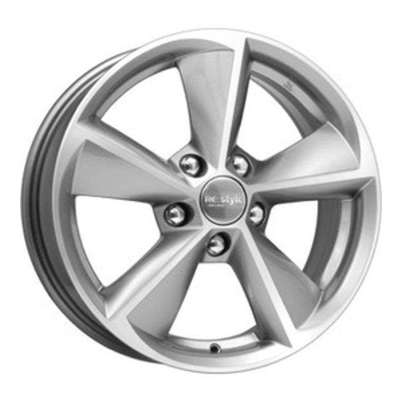 Купить КС681 (Skoda Octavia) 6.5x16/5*112 D57.1 ET46 Silver, Диск литой K&K