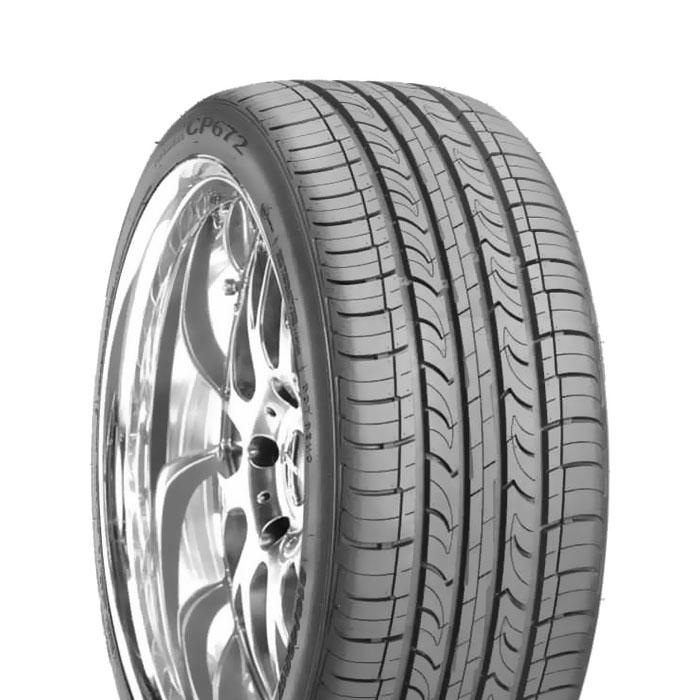 CP 672 195/65 R15 91H, Летние шины Roadstone  - купить со скидкой
