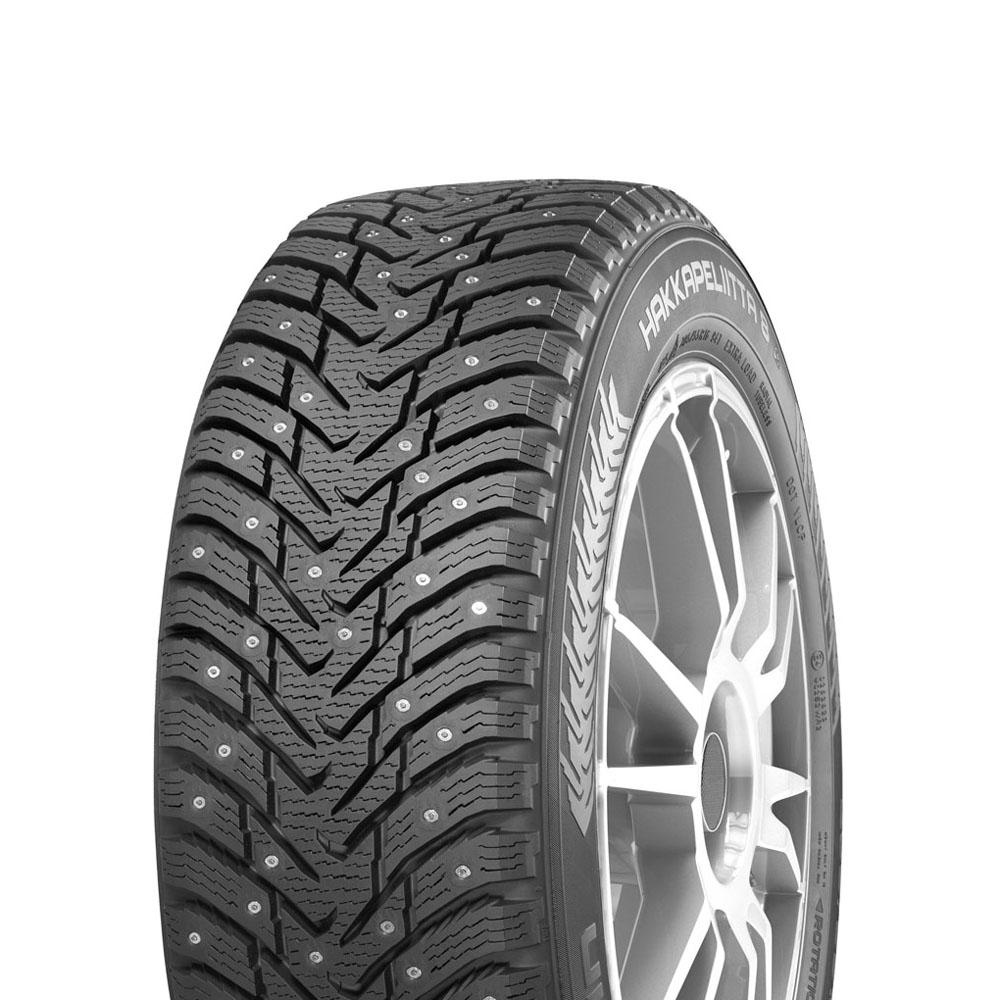 Купить Hakkapeliitta 8 SUV XL 245/55 R19 107T, Зимние шины Nokian