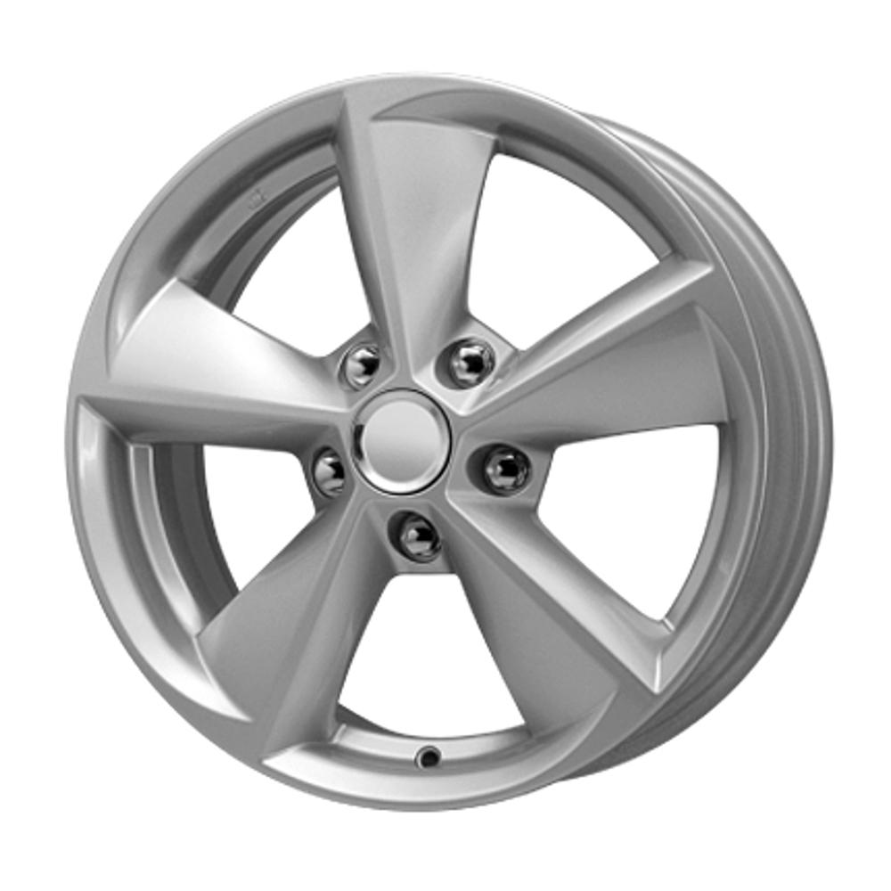 Купить КС681 (Ford Focus) 6.5x16/5*108 D63.35 ET50 Silver, Диск литой K&K