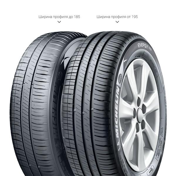 Купить Energy XM2 205/65 R15 94H, Летние шины Michelin