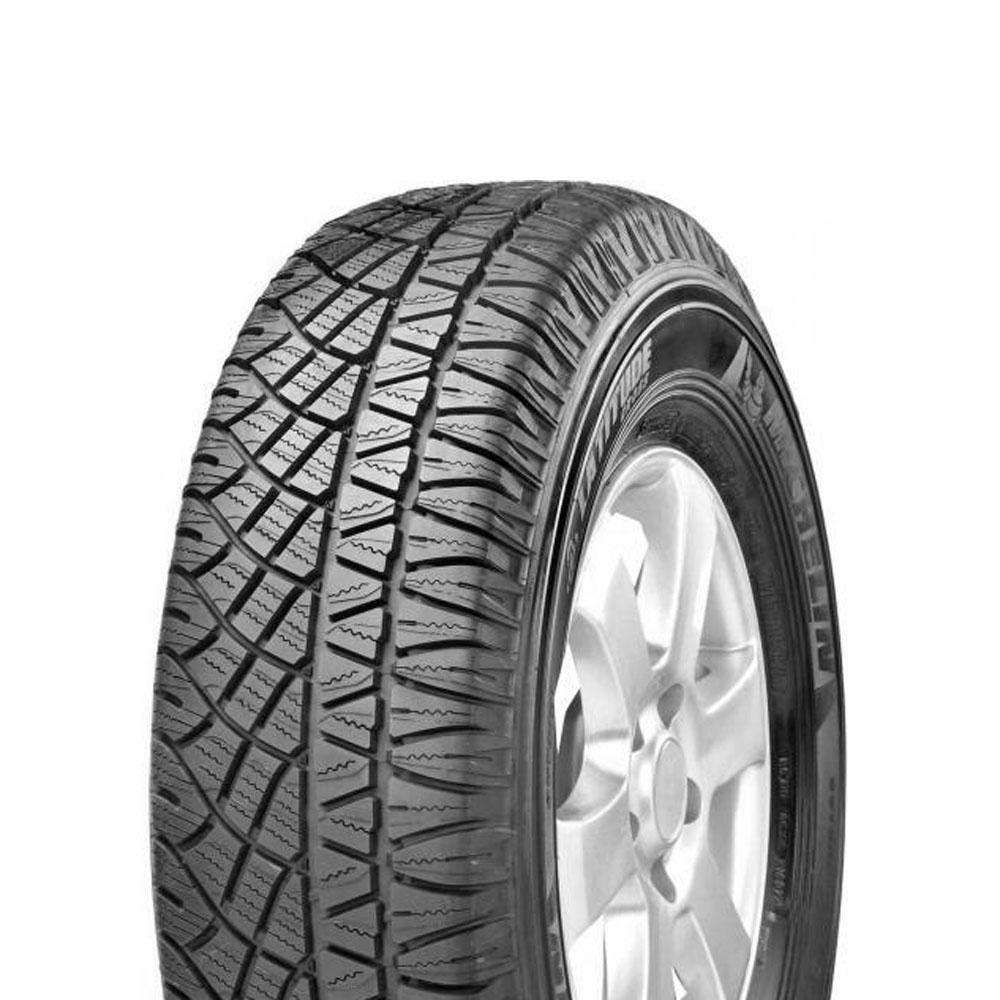 Latitude Cross XL 225/55 R17 101H, Летние шины Michelin  - купить со скидкой