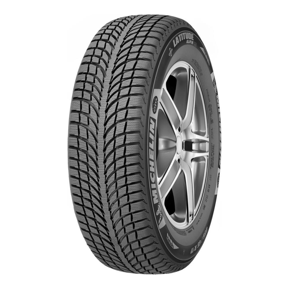 Купить Latitude Alpin 2 XL Porsche 255/55 R18 109V, Зимние шины Michelin