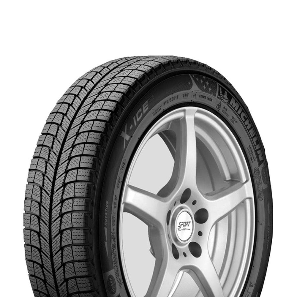 Купить X-Ice Xi3 225/60 R18 100H, Зимние шины Michelin
