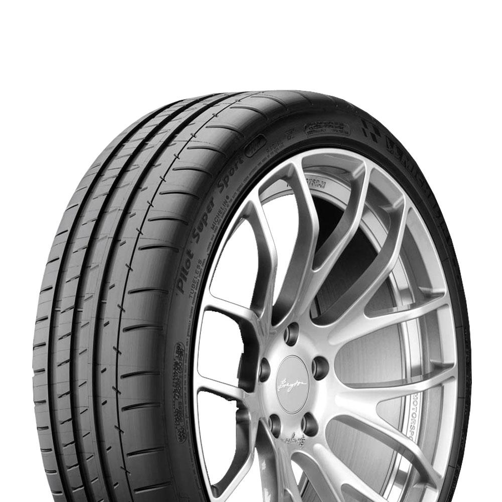 Купить Pilot Super Sport Porsche 255/45 R19 100Y, Летние шины Michelin
