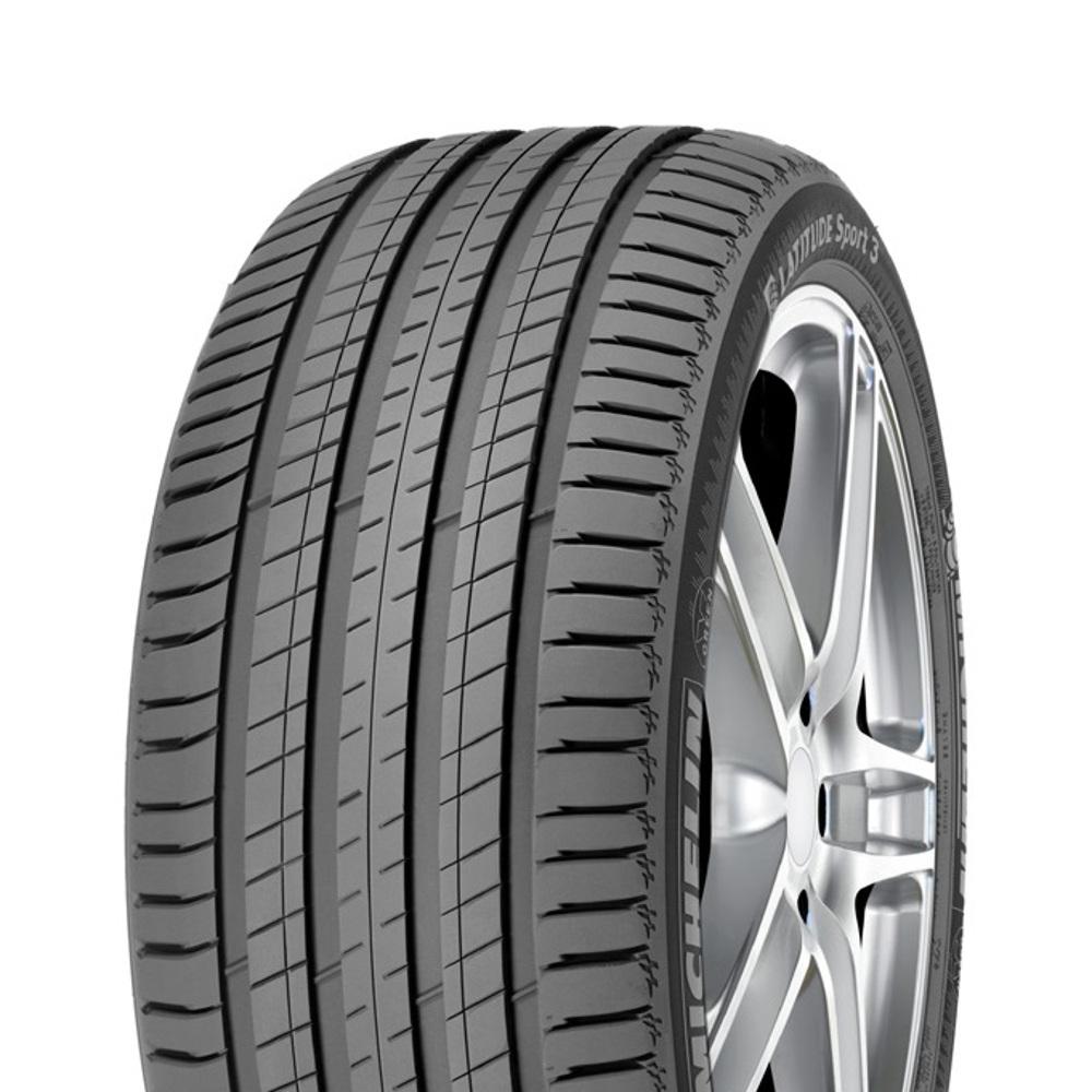 Купить Latitude Sport 3 ZP XL 275/40 R20 106Y, Летние шины Michelin
