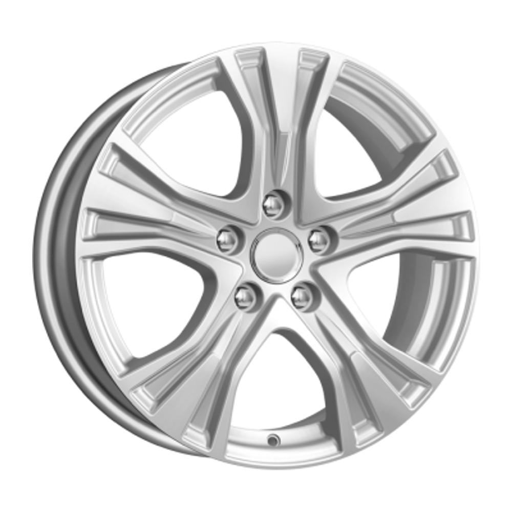 Купить КС673 (Nissan X-Trail) 7x17/5*114.3 D66.1 ET40 Дарк платинум, Диск литой K&K