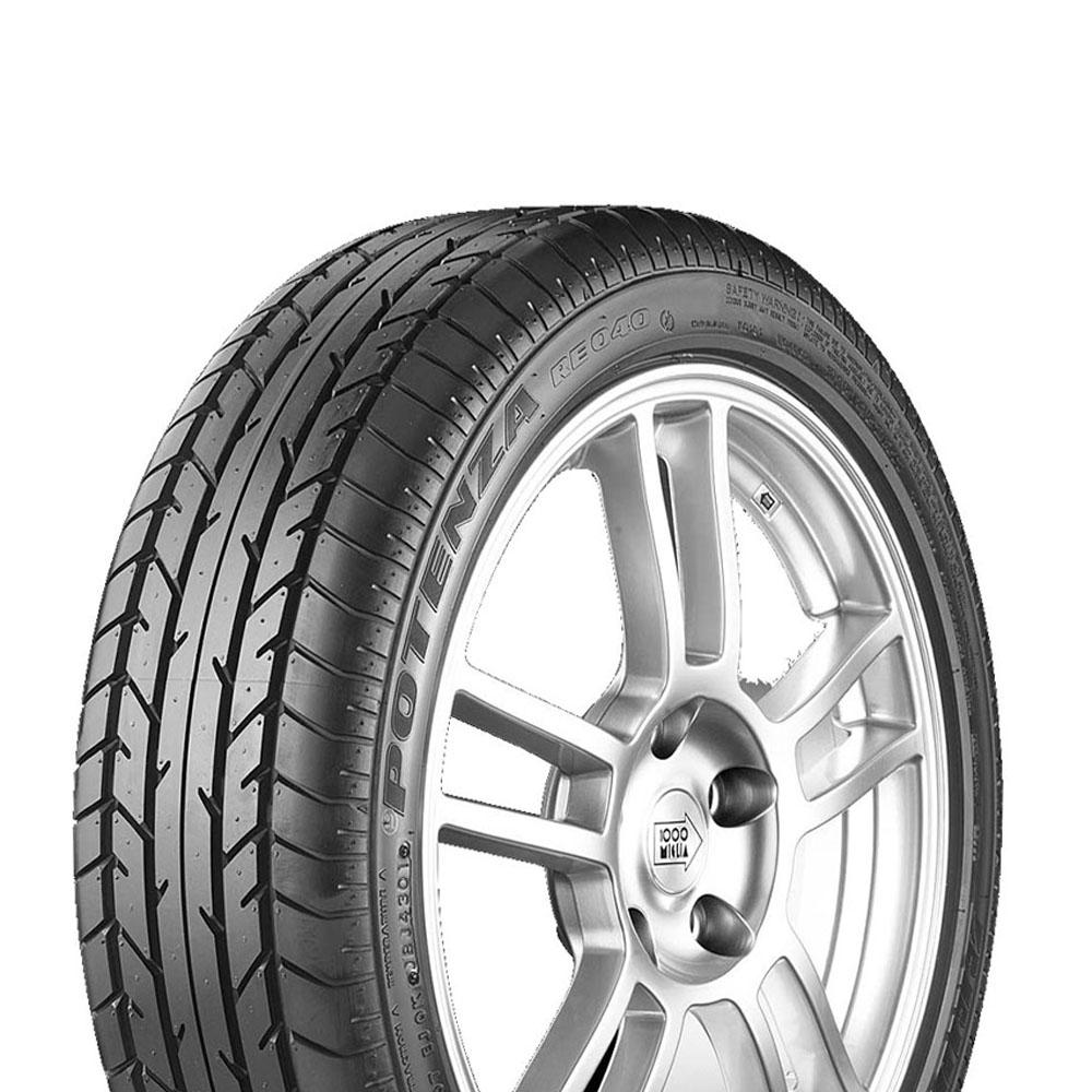 Купить Potenza RE040 235/55 R17 99Y, Летние шины Bridgestone