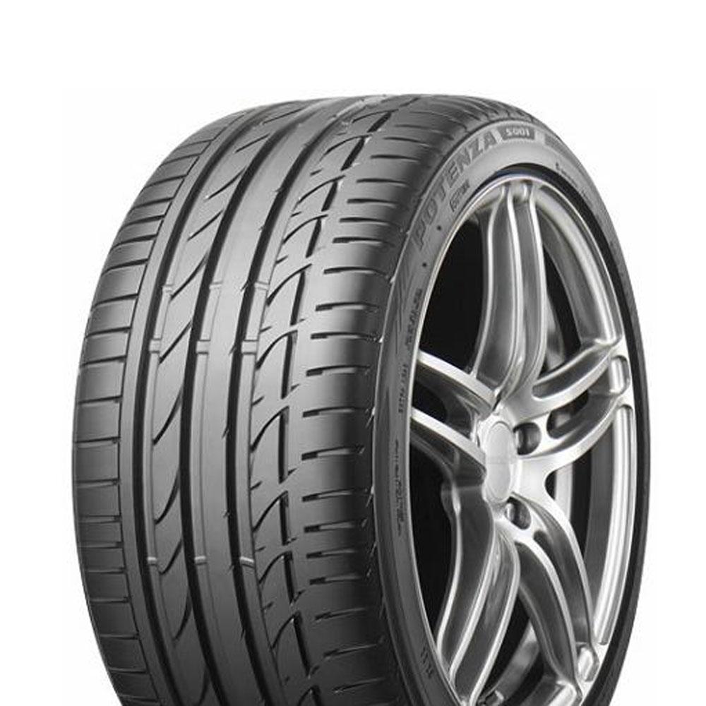 Купить Potenza S001 285/35 R19 99Y, Летние шины Bridgestone