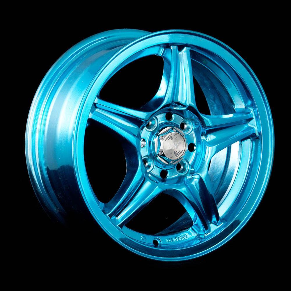 Купить H-126 7x16/10*100 D73.1 ET40 HS HP, Диск литой Racing Wheels Classic