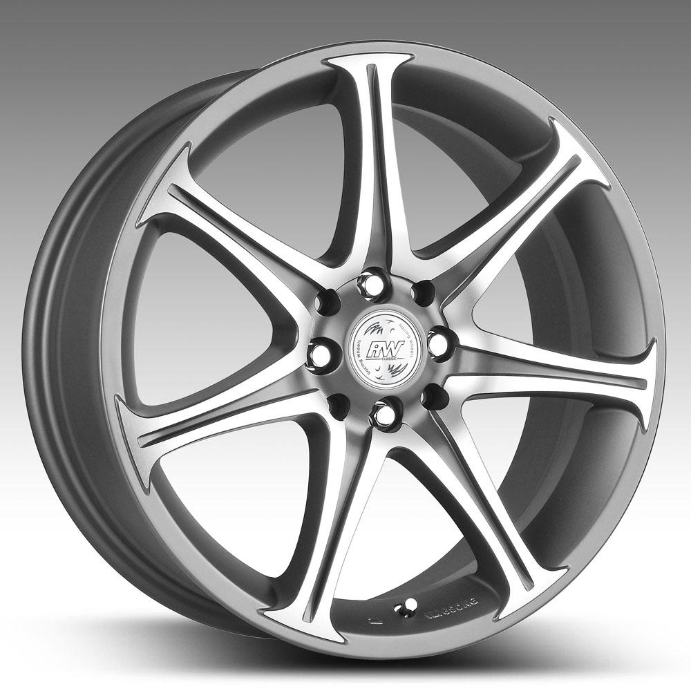 Купить H-134 7x16/5*114.3 D67.1 ET45, Диск литой Racing Wheels Classic