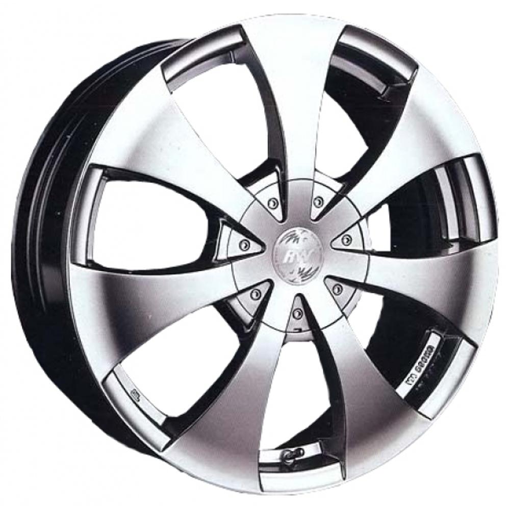 Купить H-216 6.5x16/5*114.3 D66.1 ET50 HS HP, Диск литой Racing Wheels Classic