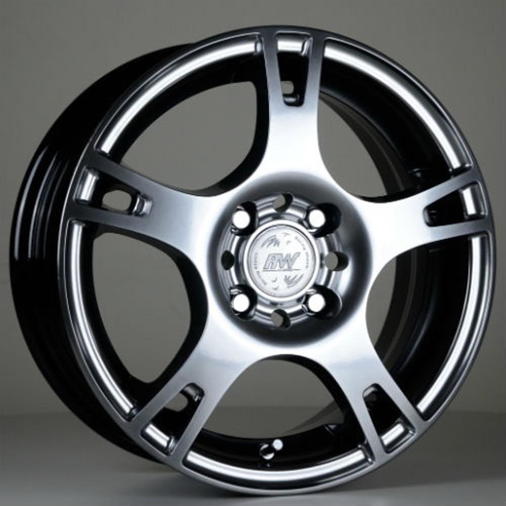 Купить H-335 6x14/4*114.3 D67.1 ET38, Диск литой Racing Wheels Classic