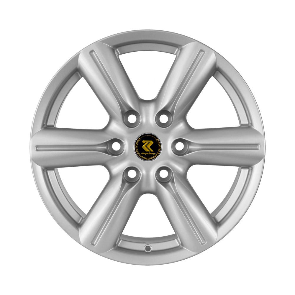 Купить Mitsubishi Pajero IV RK9610 8.5x18/6*139.7 D67.1 ET46 S, Диск литой RepliKey