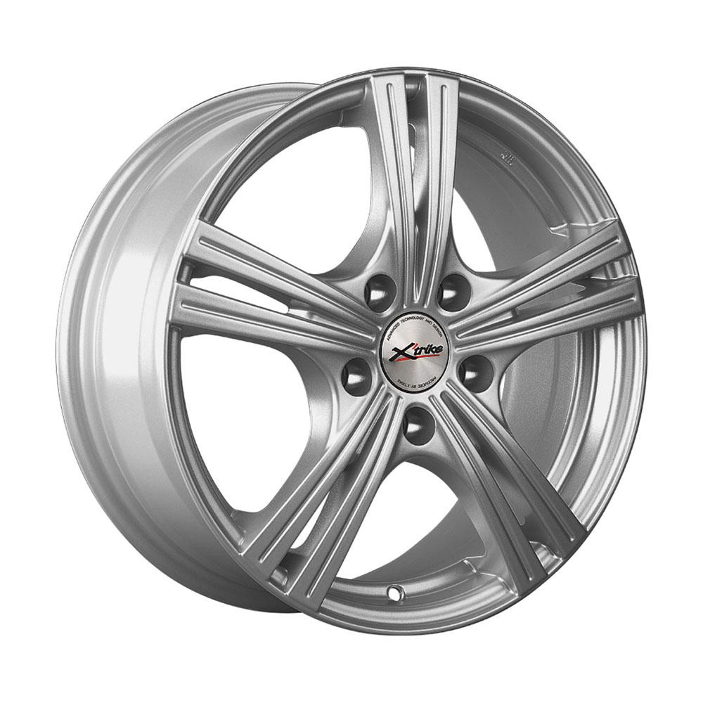 Купить X-112 6.5x16/5*114.3 D67.1 ET45 HS, Диск литой X'trike