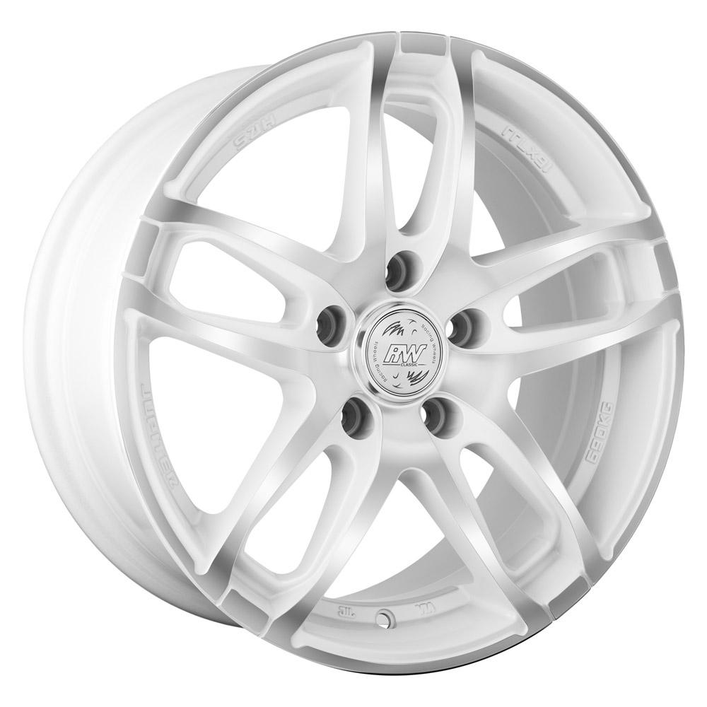 Купить H-495 7x16/5*105 D56.6 ET40 W F/P, Диск литой Racing Wheels Classic
