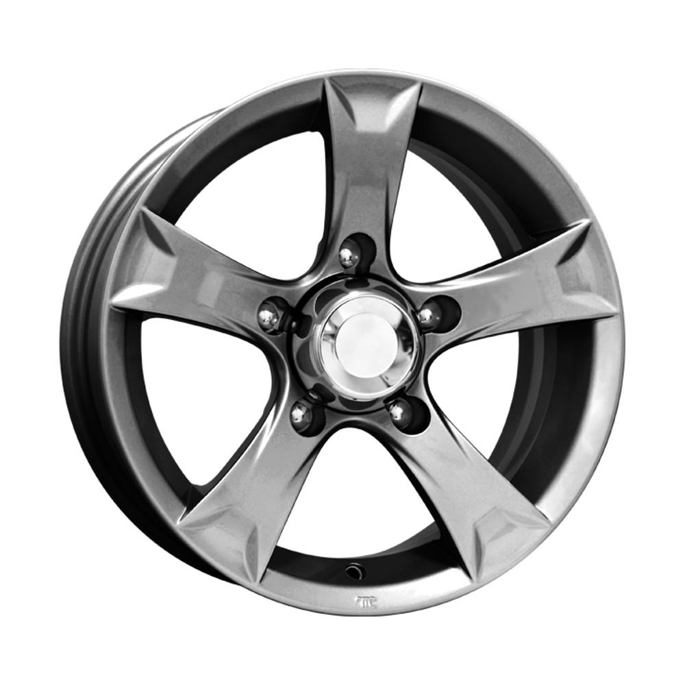 Купить КС621 (Триал) 6.5x15/5*139.7 D110.1 ET5 Silver, Диск литой K&K