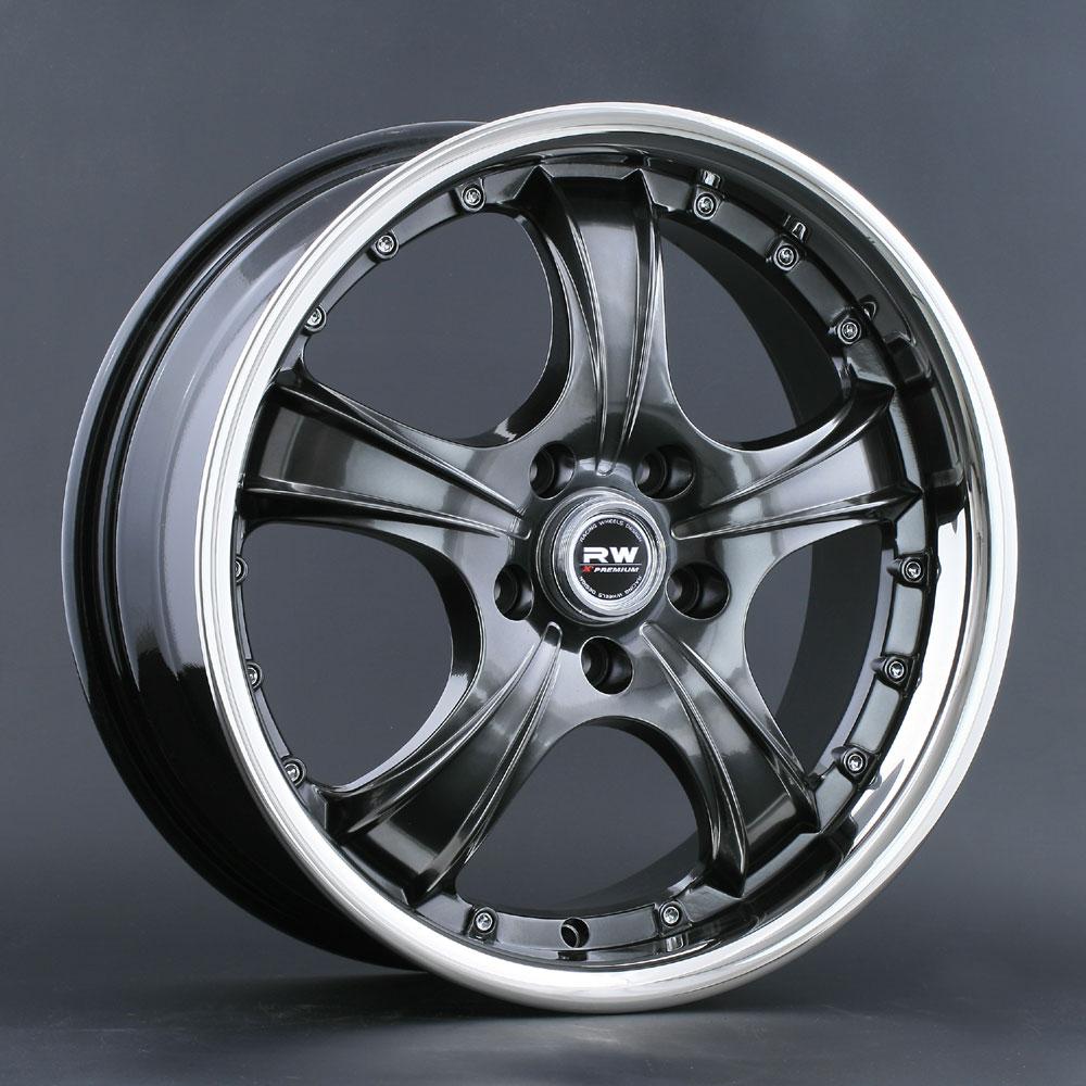 Диск литой Racing Wheels Premium