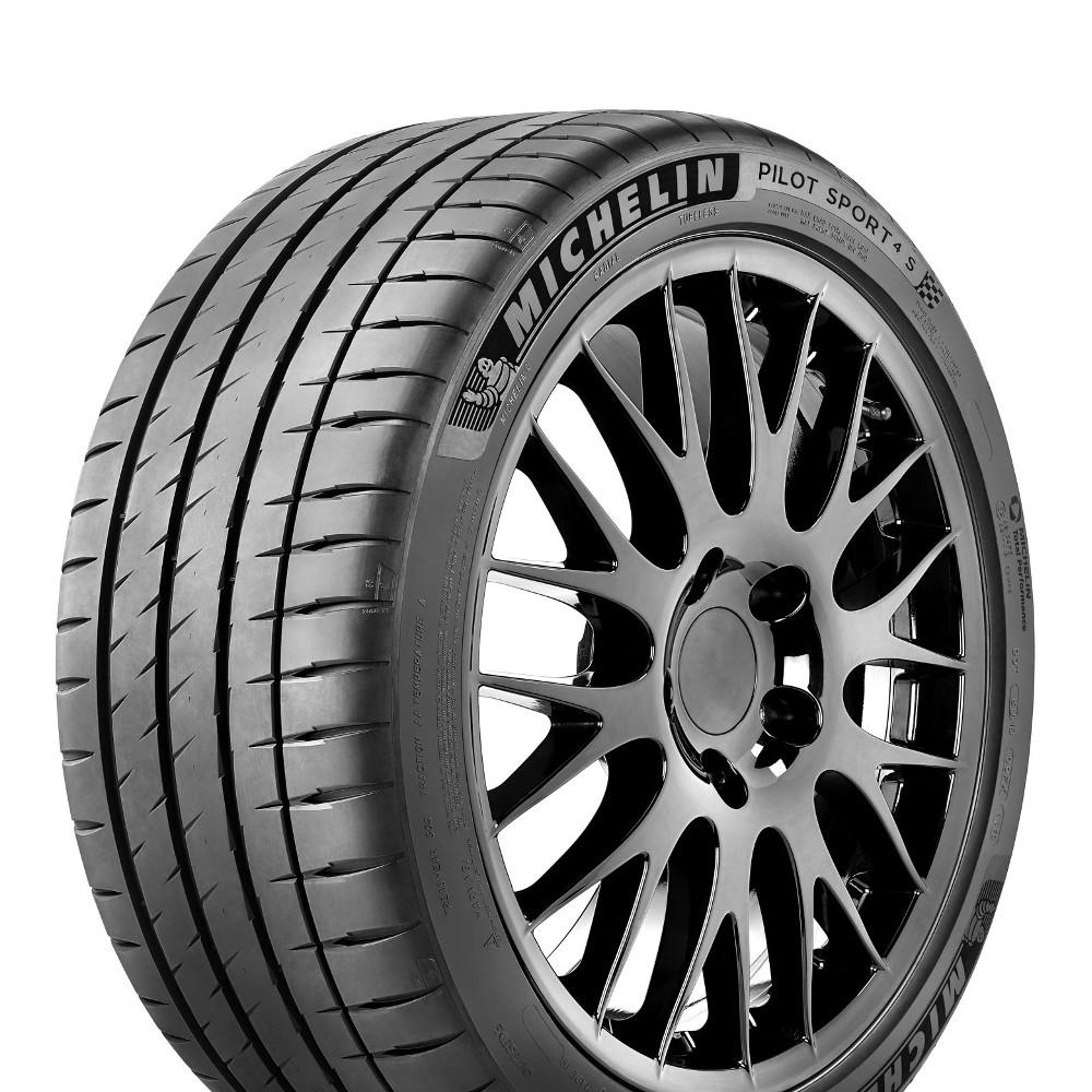Купить Pilot Sport 4S XL 245/40 R20 99Y, Летние шины Michelin