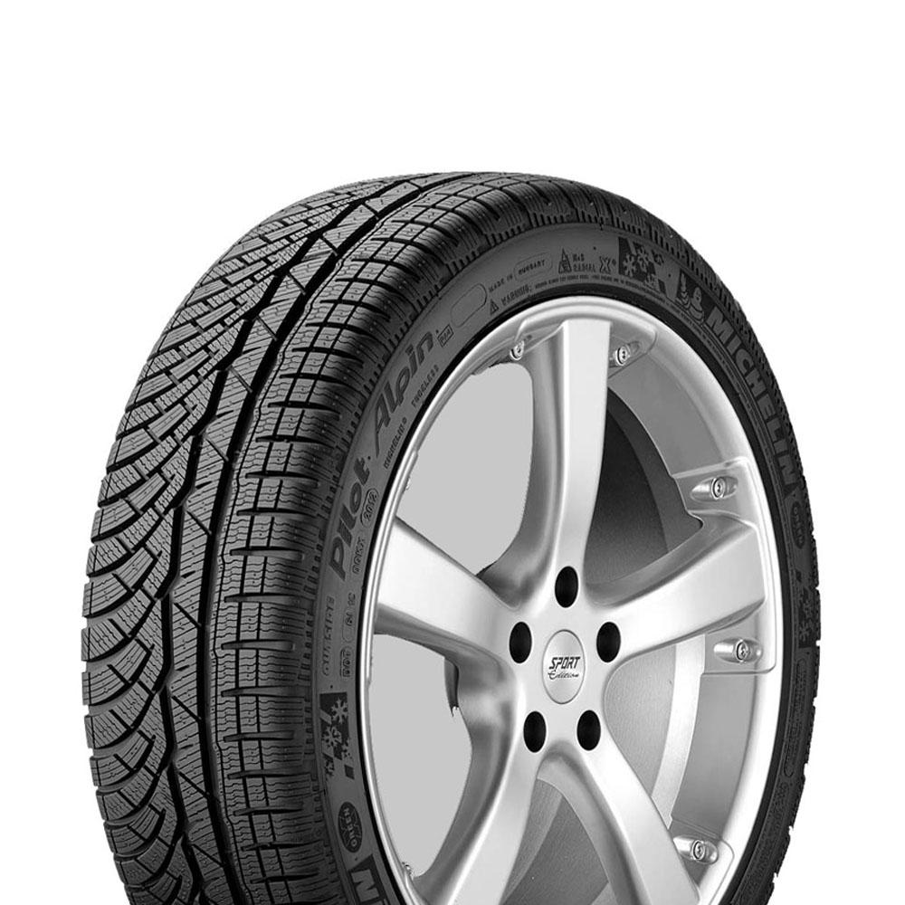Купить Pilot Alpin PA4 245/45 R17 99V, Зимние шины Michelin