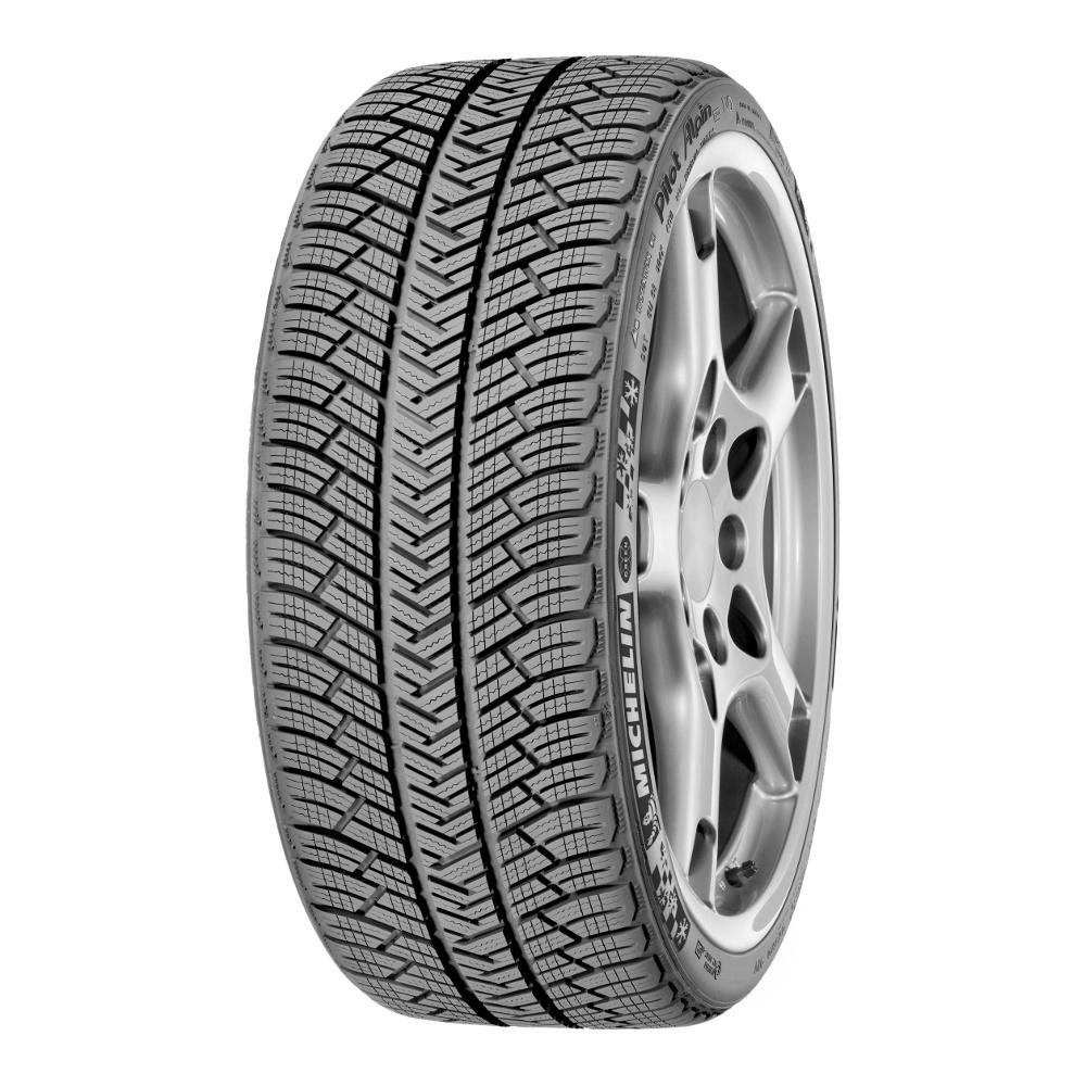 Купить Pilot Alpin 4 295/35 R19 104V, Зимние шины Michelin