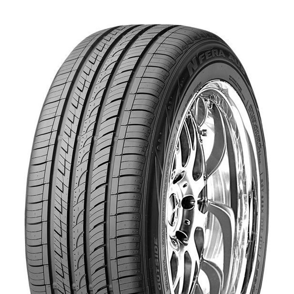 Купить N`Fera AU5 XL 255/35 R20 97W, Летние шины Roadstone