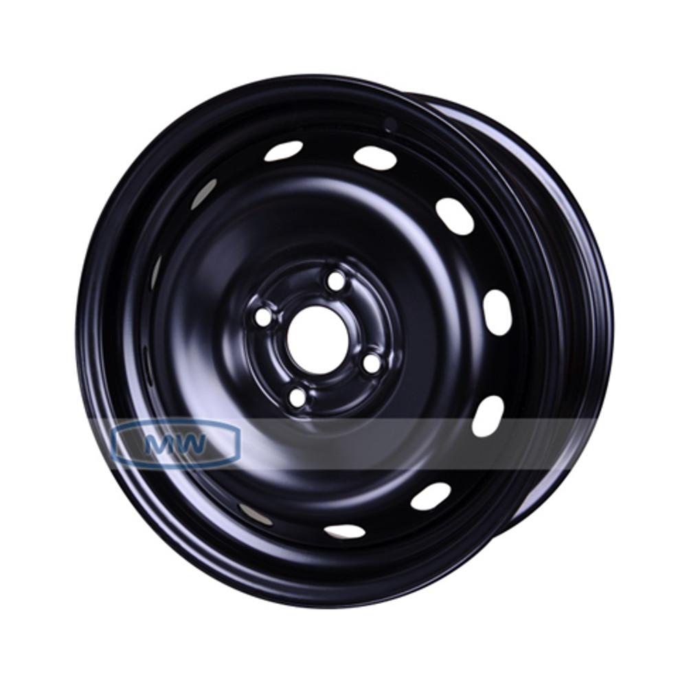 Купить 15003 AM Hyundai Solaris 6x15/4*100 D54.1 ET48 black, Диск штампованный Magnetto