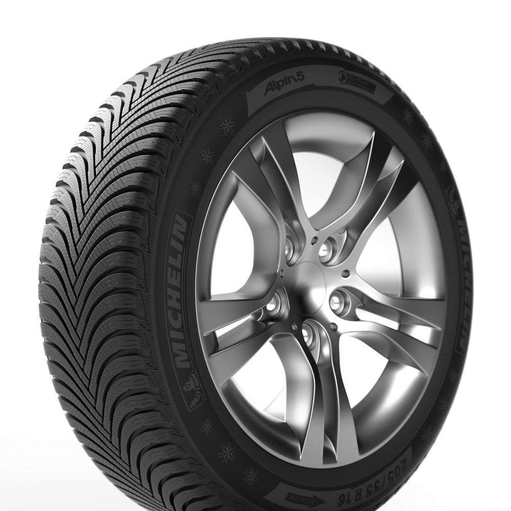 Купить Alpin 5 215/65 R17 99H, Зимние шины Michelin
