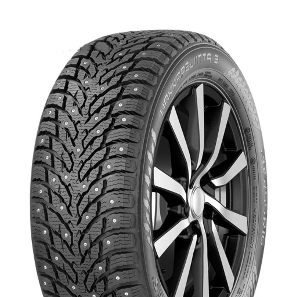 Купить Hakkapeliitta 9 Run Flat 225/55 R17 97T, Зимние шины Nokian