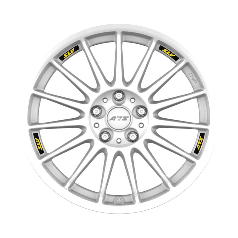 Купить StreetRallye 7.5x18/5*120 D72.6 ET48 Rally White, Диск литой ATS