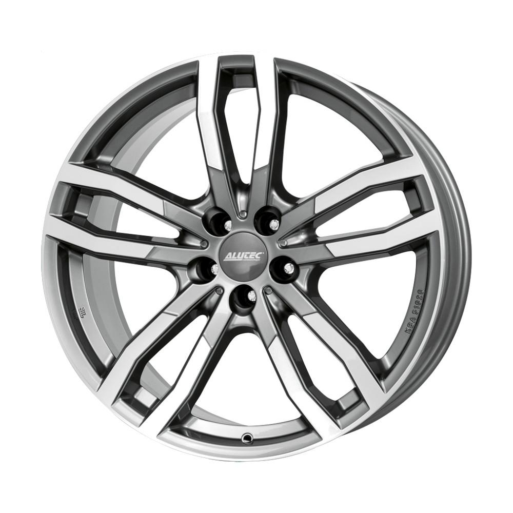 Купить DriveX 9.5x21/5*108 D63.4 ET35 Carbon Grey, Диск литой Alutec