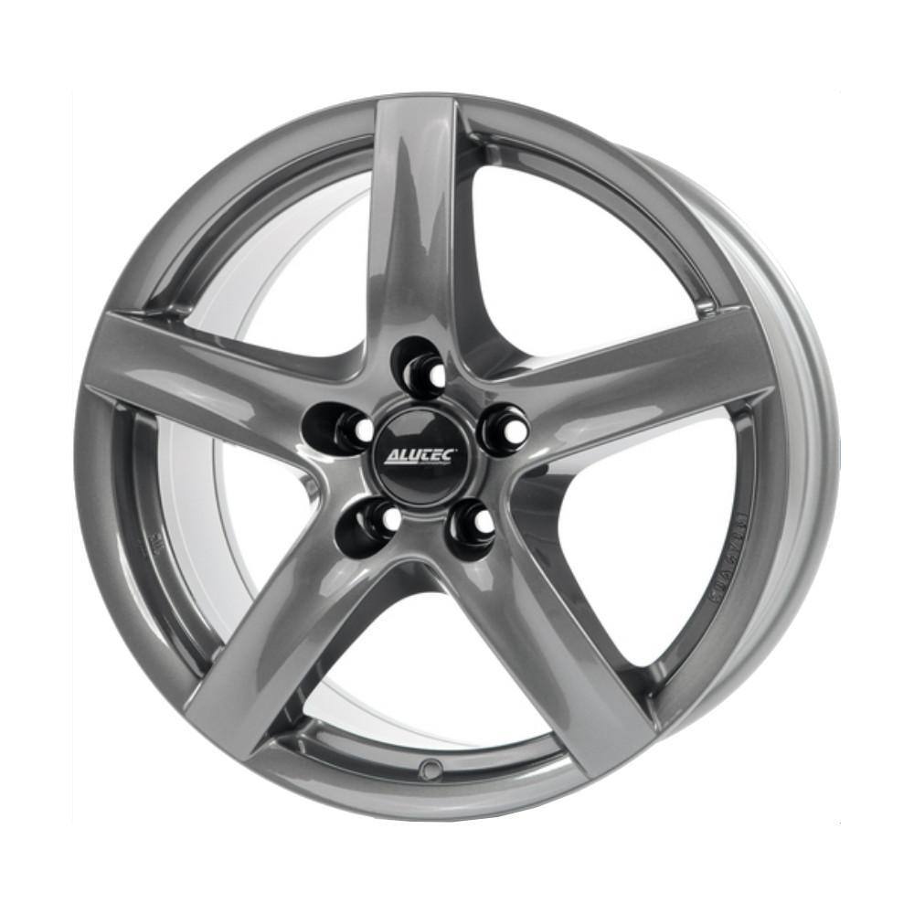 Купить Grip 7x17/5*112 D57.1 ET49 Polar Silver, Диск литой Alutec