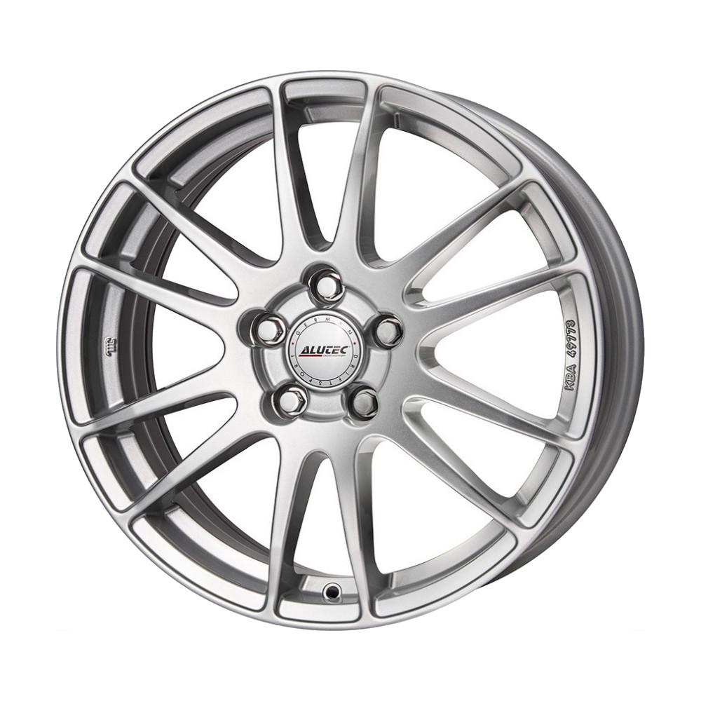 Купить Monstr 6.5x17/5*100 D57.1 ET38 Polar Silver, Диск литой Alutec
