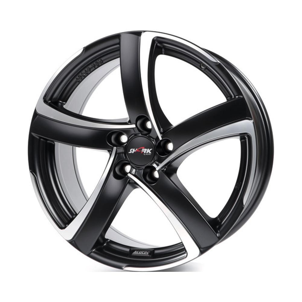 Купить Shark 8x18/5*120 D72.6 ET35 Racing Black, Диск литой Alutec