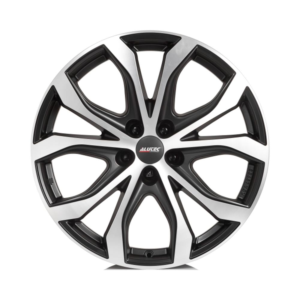 Купить W10 9x20/5*112 D66.5 ET52 Racing Black, Диск литой Alutec
