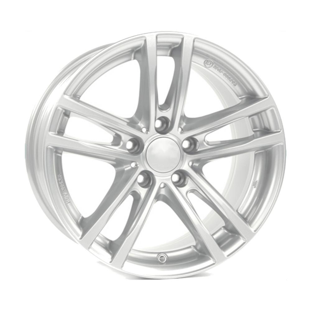 X10 8x18/5*120 D72.6 ET30 Metal Grey, Диск литой Alutec  - купить со скидкой
