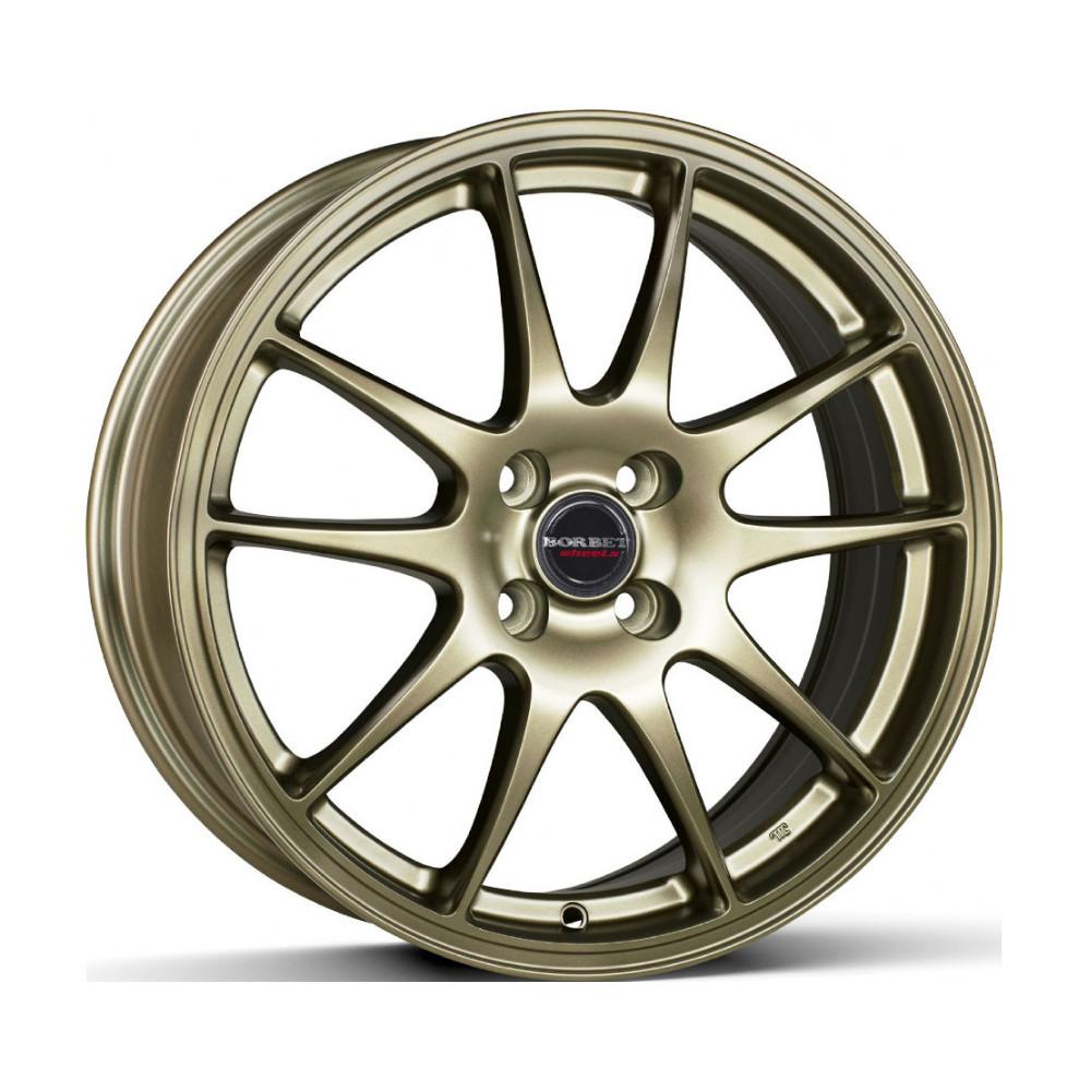 Купить RS 7.5x18/5*100 D57.1 ET38 Bronze Matt, Диск литой Borbet