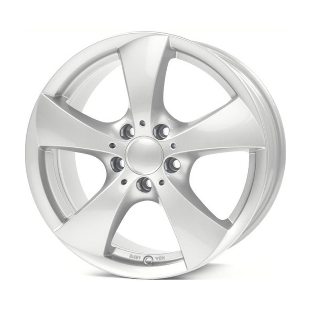 Купить TB 6.5x16/5*112 D66.5 ET49 Brilliant Silver, Диск литой Borbet